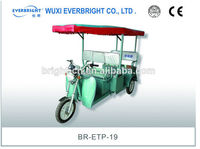 three wheel electric tricycle, Bajaj battery auto rickshaw passenger tricycle ,Baby-taxi passenger tricycle