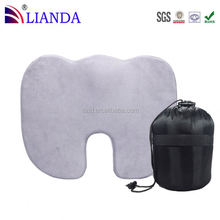 Helps to reduce pressure on the coccyx and hip bones orthopedic seat cushion,cushion pads,adult car seat cushion