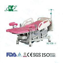 Cheapest! NEW! POPULATION!DISCOUNT!STAINLESS STEEL! orthopedic electric bed labor and delivery beds obstetric delivery bed