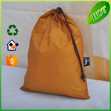 Hot sales nylon polyester drawstring bag