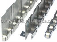Industrial roller chains conveyor systems