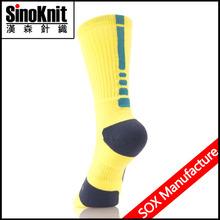Custom Sports Dri Fit Elite Long Socks for Basketball