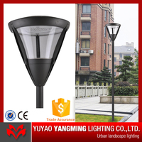 CE certificate hot sale 5 years guarantee outdoor led garden square lamp