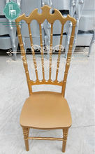 classic royal dining chairs banquet king thone chair