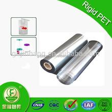 transparent high frequency welding GAG plastic sheet