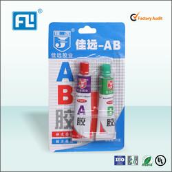 fast curing acrylic epoxy resin glue for plastic (FL)