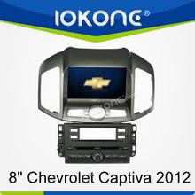 chevrolet captiva 2 din HD touch screen car DVD GPS sytem auto radio