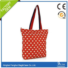 factory big supplier fancy rolling hot new product 100% cotton beach bag