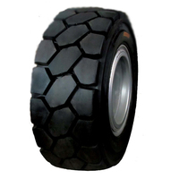 Polyurethane Filling Tyre / Tire + OTR Tyre for Underground Mining Vehicle