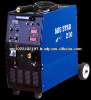 WELDER MACHINE - MIG STAR -210
