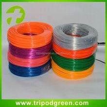 Transparent el wire roll,best price el wire