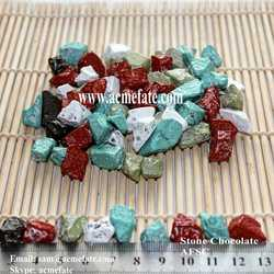 Chocolate import stone chocolate candy