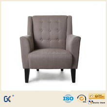 Relaxing chair wooden leisure chair for Hotel Furniture