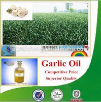 organic essential garlic oil bulk price,Allicin 50%,100% nature Organic Garlic seed Oil