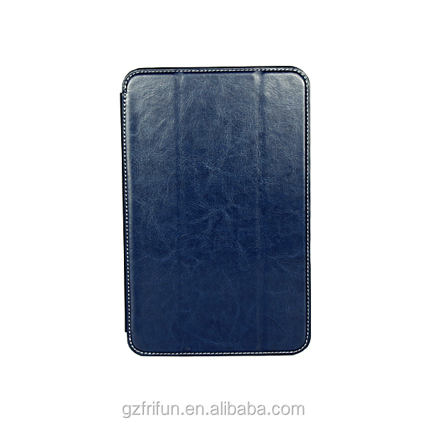 blue for lenovo A5500 dignity case