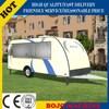 fv- 78 pop utility van restaurant van fiberglass caravan trailer