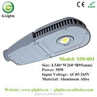 Best sales 50 watt led street light with high quality