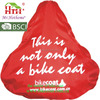 Promotional Waterproof Bike Saddle Cover /High Quality Bike Seat Covers