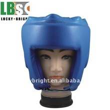 professional PU leather boxing head guard