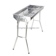 Pliable barbecue Stainless steel grill BBQ Weber Top quality barbecue grill