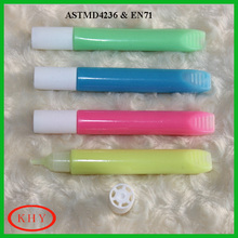 2015 New Product flashing in dark night funny magic glow pen
