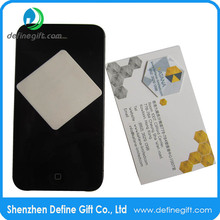 Cheap Custom Silicone Sticky Self Adhesive Mobile Phone Screen Cleaner