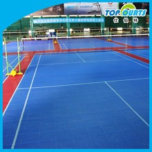 Badminton mat,synthetic badminton court flooring,antiskid badminton flooring