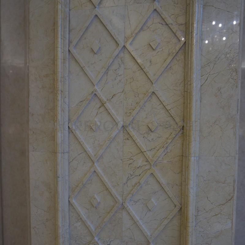 Decorative Stone Tile For Walls : Turkish marble beige tiles building stones d decor