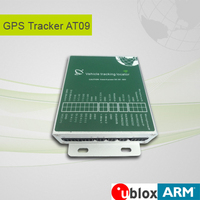 sun tracking solar gps tracker for kids/old people AT09