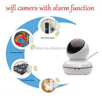 FDL-WF8 P2P HD Megapixel CCTV IP Camera Sistemas De Alarmas