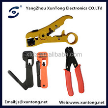 Professional Compress Crimping Tool for RG59,RG6,RG7 and cable with F,BNC,RCA connector