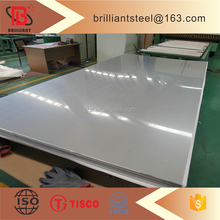 2015 high quality!304 stainless steel mill test certificates sheet plate