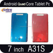 7 inch google android A31S Quad Core tablet pc