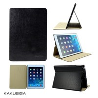 Kaku New design hot sale flip leather soft tpu case for ipad air 2