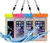 For Apple iPhones Compatible Brand and 0.3mm PVC Material waterproof phone bag