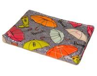 Simple PVC cosmetic bag organizer tas kosmetik murah (PK-11598)