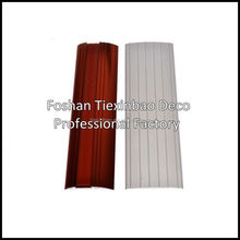 aluminum tile trim,aluminum extrusion,chrome and machining
