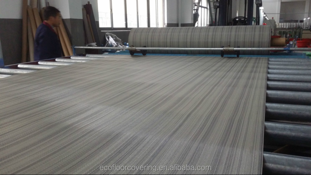 Texture Indoor And Outdoor Woven Vinyl Floor Covering By Eco Beauty Buy Woven Vinyl Flooring