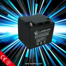 12V 40Ah electric car battery, auto battery