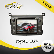 2 din car dvd player system with timely delivery Supplier Wholesale hot sell credible quality for NEW Toyota RAV4