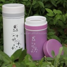double wall stainless steel vacuum mug