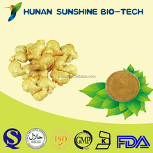 Help Preventing Or Treatment Nausea and Vomiting 5% Gingerols CAS:23513-14-6