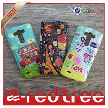 Wholesale for iPhone 5 custom back cover case, cheap price colorful design mobile phone accessory IMD case