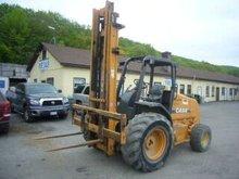 2003 Case 580G Rough Terrain Forklift