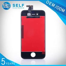 Hot Product Stylish Design High Standard Custom Color Lcd Screen Back Cover For Iphone 4
