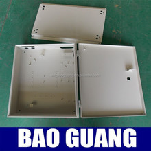 low voltage power distribution control box panel