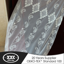 Europe popular luxury curtain design for bedroom