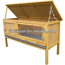 1-Story Rabbit pet house / outdoor rabbit hutch / Pet cage for rabbits or guinea pigs