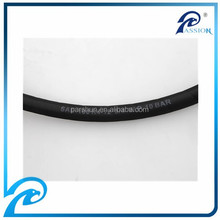 China professional manufacturer discharge and suction very low pressure 4 inch sae 100r4 rubber hose