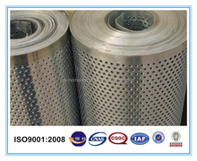 aluminum Perforated Metal Sheets & Coils